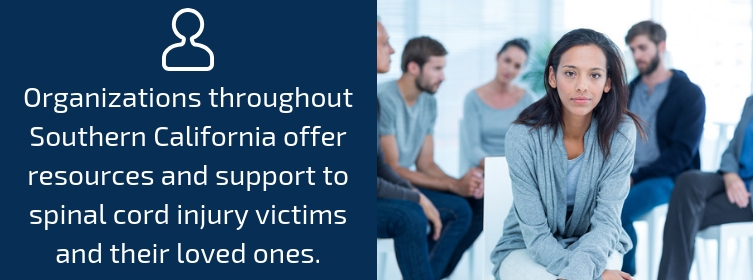 spinal cord injury support groups