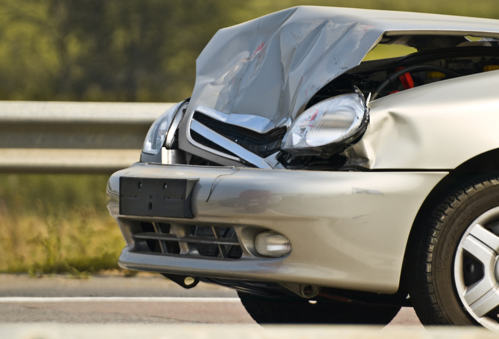 Negligence Car Accident California
